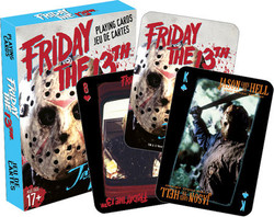 Image for Friday the 13th Playing Cards