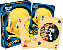 Image for Looney Tunes Tweety Playing Cards