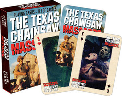 Image for Texas Chainsaw Massacre Playing Cards