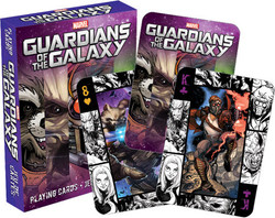 Image for Guardians of the Galaxy Comic Playing Cards