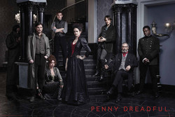 Image for Penny Dreadful Poster - Cast