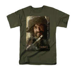 Image for The Hobbit T-Shirt - Bofur
