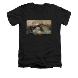 Image for The Hobbit V-Neck T-Shirt - Epic Journey