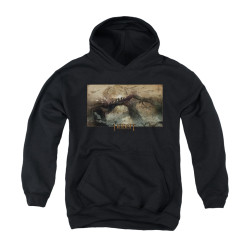 Image for The Hobbit Youth Hoodie - Epic Journey