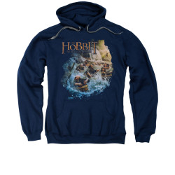 Image for The Hobbit Hoodie - Barreling Down