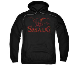 Image for The Hobbit Hoodie - Dragon