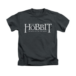 Image for The Hobbit Kids T-Shirt - Ornate Logo