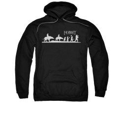 Image for The Hobbit Hoodie - Orc Company