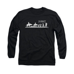 Image for The Hobbit Long Sleeve T-Shirt - Orc Company