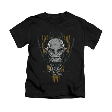 Image for The Hobbit Kids T-Shirt - Azog