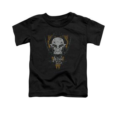 Image for The Hobbit Toddler T-Shirt - Azog