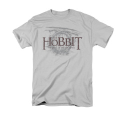 Image for The Hobbit T-Shirt - Door Logo