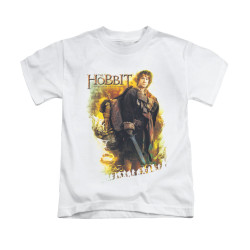 Image for The Hobbit Kids T-Shirt - Bilbo