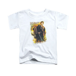 Image for The Hobbit Toddler T-Shirt - Bilbo