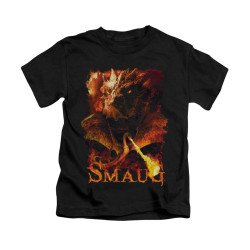 Image for The Hobbit Kids T-Shirt - Smolder