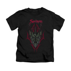 Image for The Hobbit Kids T-Shirt - Evil's Helm