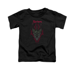 Image for The Hobbit Toddler T-Shirt - Evil's Helm