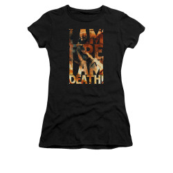 Image for The Hobbit Girls T-Shirt - I am Fire