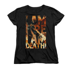 Image for The Hobbit Woman's T-Shirt - I am Fire