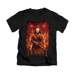 Image for The Hobbit Kids T-Shirt - Fates