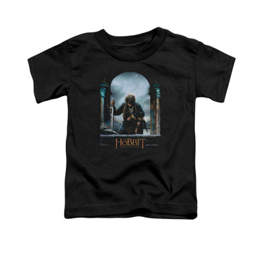 Image for The Hobbit Toddler T-Shirt - Bilbo Poster