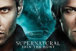 Image for Supernatural Poster - Blue Duo