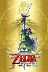 Image for Legend of Zelda Poster - Skyward Sword