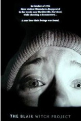 Image for Blair Witch Project Poster - Tear