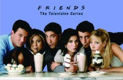 Image for Friends Poster - Milk Shakes