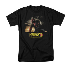 Image for Hellboy II T-Shirt - Poster Art