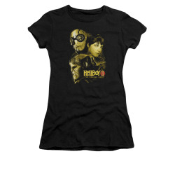 Image for Hellboy II Girls T-Shirt - Ungodly Creatures
