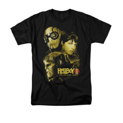 Image for Hellboy II T-Shirt - Ungodly Creatures