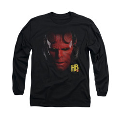 Image for Hellboy II Long Sleeve T-Shirt - Head
