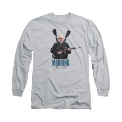 Image for Hot Fuzz Long Sleeve T-Shirt - Morning
