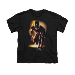 Image for Flash TV Show Youth T-Shirt - Ready
