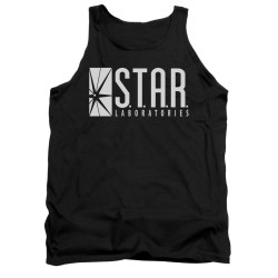Image for Flash TV Show Tank Top - S.T.A.R. Laboratories