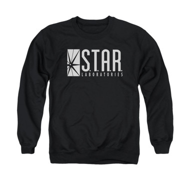 Image for Flash TV Show Crewneck - S.T.A.R. Laboratories
