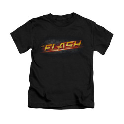 Image for Flash TV Show Kids T-Shirt - Logo