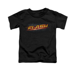 Image for Flash TV Show Toddler T-Shirt - Logo