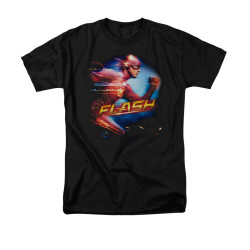 Image for Flash TV Show T-Shirt - Fastest Man