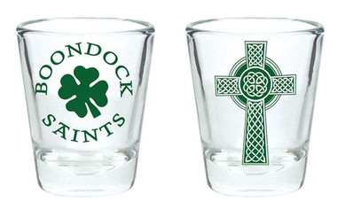Image for Boondock Saints Shot Glass