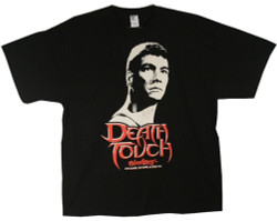 Image Closeup for Bloodsport Death Touch T-Shirt