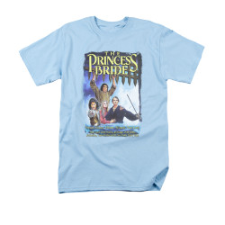 Image for Princess Bride T-Shirt - Alt Poster