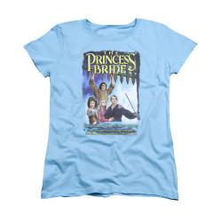 Image for Princess Bride Woman's T-Shirt - Alt Poster