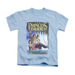 Image for Princess Bride Kids T-Shirt - Alt Poster