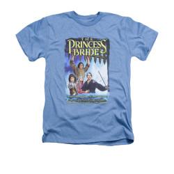 Image for Princess Bride Heather T-Shirt - Alt Poster