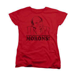 Image for Princess Bride Woman's T-Shirt - Morons