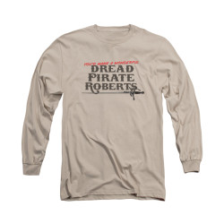 Image for Princess Bride Long Sleeve T-Shirt - You'd Make a Wonderful Dread Pirate Roberts