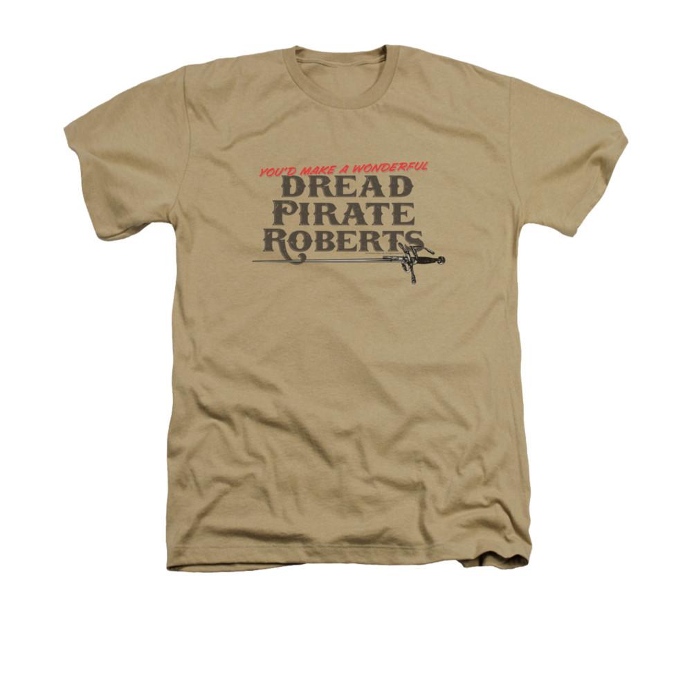 6dee98e41 Princess Bride Heather T-Shirt - You'd Make a Wonderful Dread Pirate ...