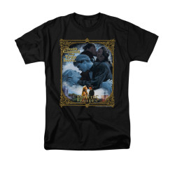 Image for Princess Bride T-Shirt - Death Cannot Stop True Love